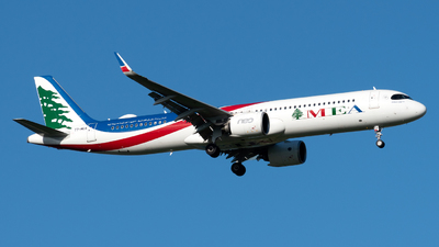 T7-ME4 - Airbus A321-271NX - Middle East Airlines (MEA)