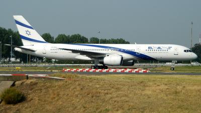 4X-EBU - Boeing 757-258 - El Al Israel Airlines