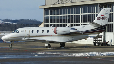 S5-BBD - Cessna 560XL Citation Excel - GIO Business Aviation