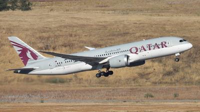 A7-BCR - Boeing 787-8 Dreamliner - Qatar Airways