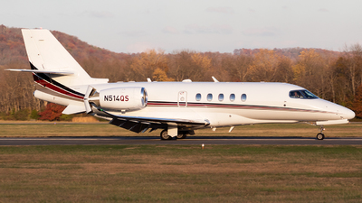 N514QS - Cessna Citation Latitude - Private