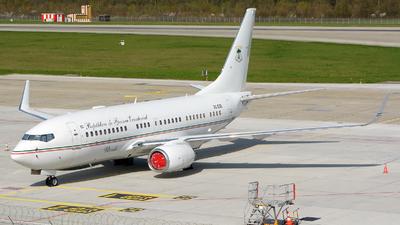 3C-EGE - Boeing 737-7FB(BBJ) - Ecuatorial Guinea - Government