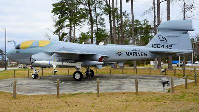 160432 - Grumman EA-6B Prowler - United States - US Marine Corps (USMC)