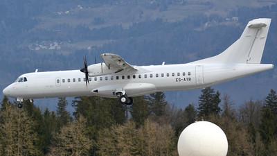 A picture of ESATB - ATR 72600 - [1028] - © Davor - Sierra5