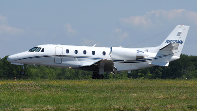 N808MN - Cessna 560XL Citation XLS - Private