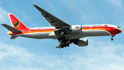 A picture of D2TED - Boeing 7772M2(ER) - TAAG Angola Airlines - © Breno Dantas