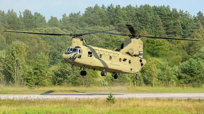 14-08452 - Boeing CH-47F Chinook - United States - US Army