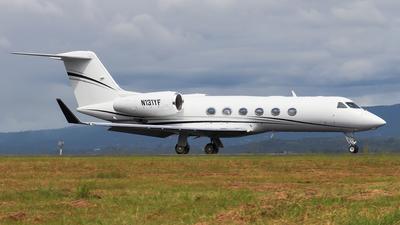 N131YF - Gulfstream G450 - Private