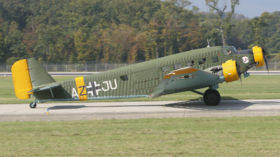 F-AZJU - Junkers Ju-52/3m - Private