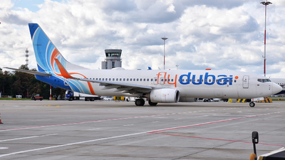 A picture of A6FDX - Boeing 7378KN - [40251] - © Marcin Glodzik