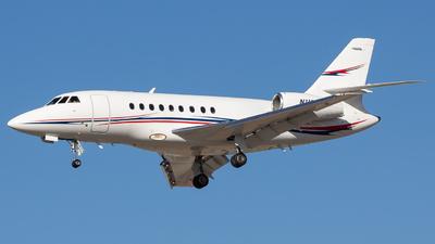N11BV - Dassault Falcon 2000 - Private
