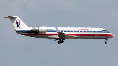 N880AS - Bombardier CRJ-200ER - American Eagle (ExpressJet Airlines)