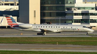 A picture of N933JN - Embraer ERJ145LR - American Airlines - © DJ Reed - OPShots Photo Team