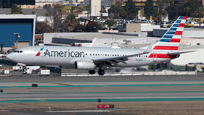 A picture of N940NN - Boeing 737823 - American Airlines - © Yixin Chen