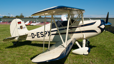D-ESPX - Great Lakes 2T-1A-2 - Private