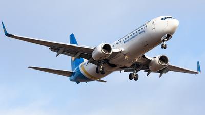 A picture of URPSO - Boeing 7378Q8 - Ukraine Int. Airlines - © Denis Kuzmenko