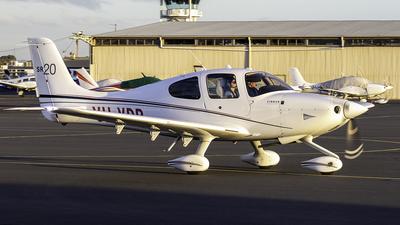 VH-VDR - Cirrus SR20 - Private
