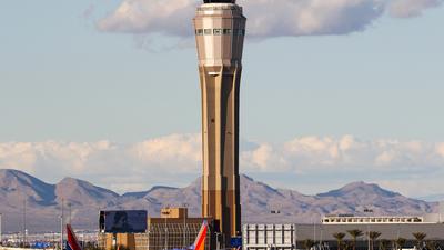 KLAS - Airport - Control Tower