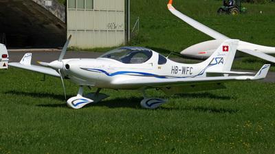 HB-WFC - AeroSpool Dynamic WT9 LSA - Private