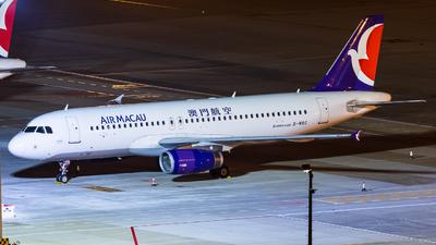 B-MBC - Airbus A320-232 - Air Macau