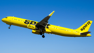 N685NK - Airbus A321-231 - Spirit Airlines