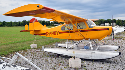 C-FHEV - Aeronca 7CCM Champion  - Private