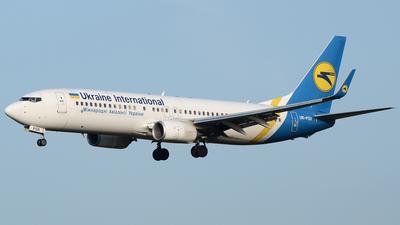 A picture of URPSR - Boeing 7378KV - [38124] - © Bjoern Huke