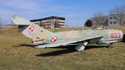 1023 - WSK-Mielec Lim-5P - Poland - Air Force