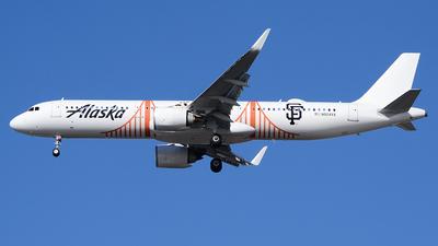 N924VA - Airbus A321-253N - Alaska Airlines