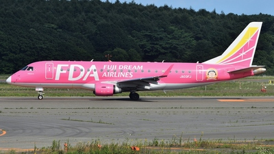 JA03FJ - Embraer 170-200STD - Fuji Dream Airlines