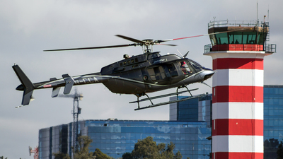 TG-CCA - Bell 407 - Private