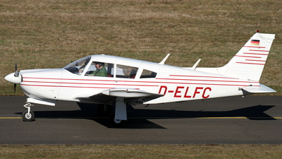 D-ELFC - Piper PA-28R-180 Cherokee Arrow - Private