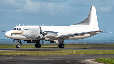 ZK-KFL - Convair CV-580(F)(SCD) - Air Chathams