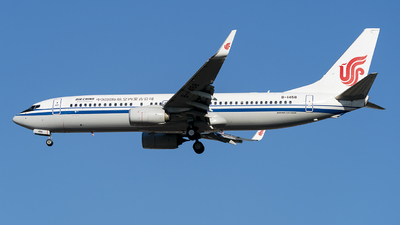 A picture of B1458 - Boeing 73789L -  - © Li Youyang