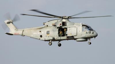 ZH845 - Agusta-Westland Merlin HM.1 - United Kingdom - Royal Navy