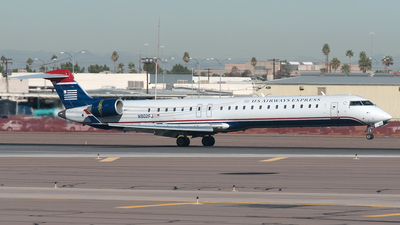 N902FJ - Bombardier CRJ-900ER - US Airways Express (Mesa Airlines)