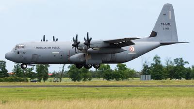 Z21121 - Lockheed Martin C-130J-30 Hercules - Tunisia - Air Force
