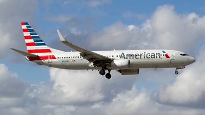 N938NN - Boeing 737-823 - American Airlines