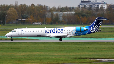 ES-ACF - Bombardier CRJ-701ER - Nordica