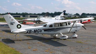 XB-MGV - Cessna T206H Stationair TC - Private