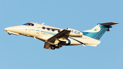 HA-ILH - Embraer 500 Phenom 100 - Private
