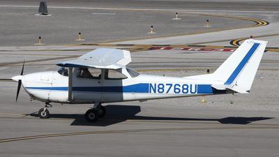 N8768U - Cessna 172F Skyhawk - Private