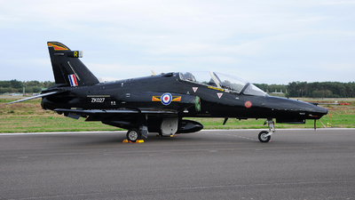 ZK027 - British Aerospace Hawk T.2 - United Kingdom - Royal Air Force (RAF)