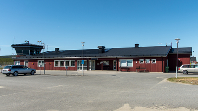 ESNV - Airport - Terminal