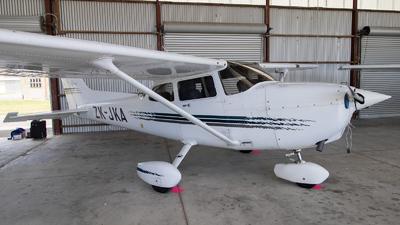 ZK-JKA - Cessna 172R Skyhawk II - Hawkes Bay & East Coast Aero Club