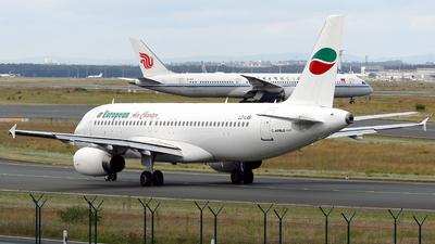 LZ-LAB - Airbus A320-231 - European Air Charter