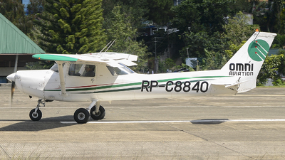 RP-C8840 - Cessna 152 II - Omni Aviation Corporation