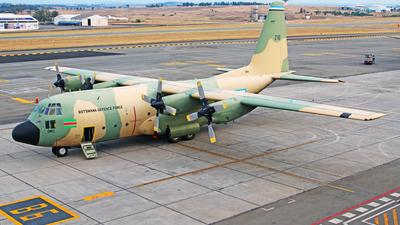 OM2 - Lockheed C-130B Hercules - Botswana - Defence Force