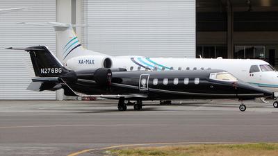 N276BG - Bombardier Learjet 60 - Private