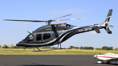 PR-MKM - Bell 429 Global Ranger - Private